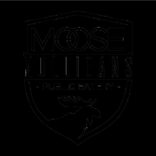 Moose Mulligans Public Eatery Logo, Sicamous BC, Sicamous Restaurants