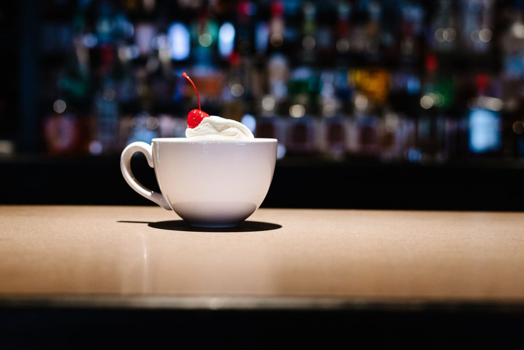 Fancy Coffee, Moose Mulligans, Sicamous Restaurants, Sicamous BC